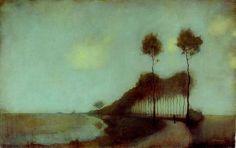 landscape, by Jan Mankes