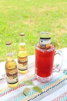 Watermelon Beer Rita Recipe