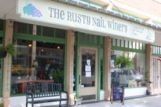 Rusty Nail Winery in Sulphur, OK