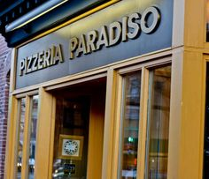 Pizzeria Paradiso in Washington DC, Amazing Place to Grab a Pizza After a Long Work Day