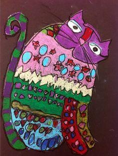 Artsonia Art Museum :: Artwork by Shivani at the Kindergarten Exhbit