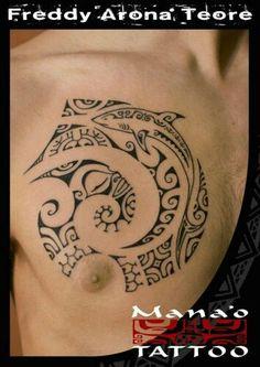 Do you like this tattoo? Cool Arm Tattoos, Body Art Tattoos, Sleeve Tattoos, Samoan Tattoo, I Tattoo, Tribal Shark Tattoos, Kreis Tattoo, Brust Tattoo, Filipino Tattoos