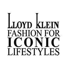 Fashion & Lifestyle Brand | Designer Lloyd Klein | NYC | Paris | LA http://www.lloydklein.com/