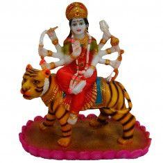 Divya #Durga Pratima
