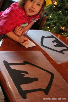 Simple Nativity Crafts for Kids on Pinterest | Nativity, Nativity ...
