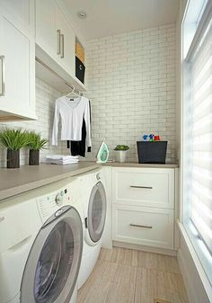 """Exceptional """"laundry room storage small shelves"""" detail is readily available on . Exceptional """"laundry room storage small shelves"""" detail is readily available on our site. Laundry Room Remodel, Laundry Room Cabinets, Laundry Room Storage, Small Laundry Rooms, Laundry In Bathroom, Basement Laundry, Laundry Room Inspiration, Farmhouse Laundry Room, Paint Colors For Living Room"""