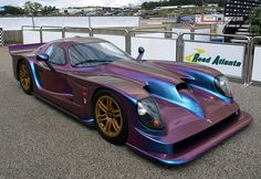 1997 Panoz Esperante GTR-1 Road Car