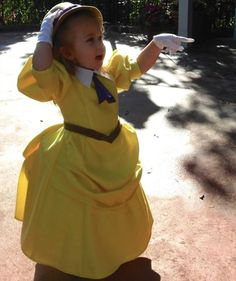 Adorable Disney Costumes
