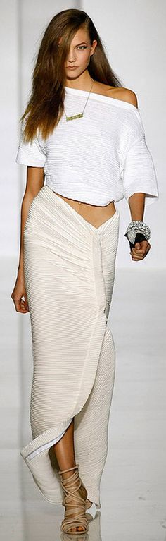 Kanye West Spring/Summer 2012 - I love the top but this looks like DIY , wouldn't pay a dollar to KW