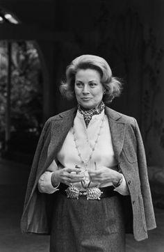 Grace Patricia Kelly princesse de Monaco
