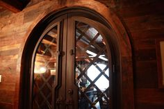Wine Cellar Entrance by CellarMaker