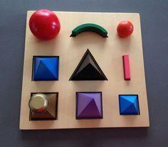 Solides de grammaire Montessori : Jeu éducatif en bois in Jeux, jouets, figurines, Jeux éducatifs, casse-tête | eBay