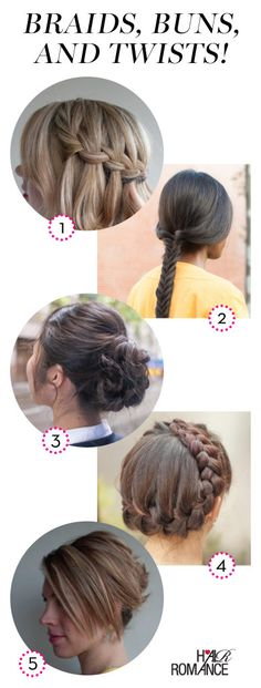 PBteen Braids, Buns and Twists In-Store Event!