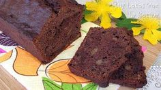 Twittear Este bizcocho hará las delicias de los amantes del chocolate. Tiene un sabor intenso a chocolate con un toque de...