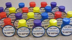 Back to School Gift for Students {Freebie} I've been bubbling with excitment to meet you.