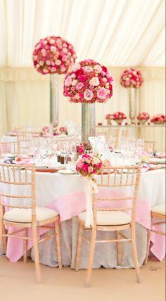 Wedding ● Tablescape & Reception Décor