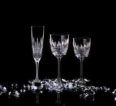 Waterford Lismore Diamond Flute