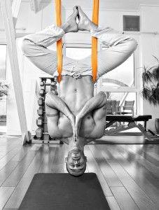Anti-gravity Yoga... Must Try
