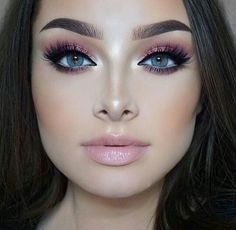 When you wish your makeup was this perfect!