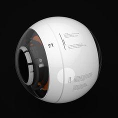 Gashetka | Transportation Design | 2015 | Bionic Eye| Design by Joris Wegner