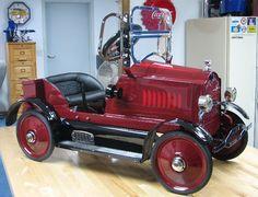 Vintage Pedal Car. (Restored)