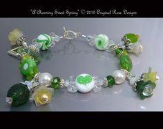 bracelet u2013 hard candy on now lampwork pinterest