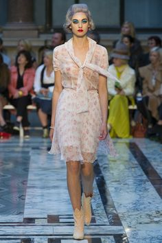 Vivienne Westwood Red Label ready to wear spring 2013