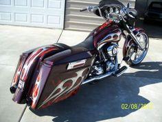VIN: 1hd1kb4107y641656 - Harley-Davidson : Touring HD street glide,Flhx,Custom Bagger FLH, Road glide,Road King,electra Glide Harley davidson Street Glide Custom Bagger Stretched-Nickells Custom- No Reserve