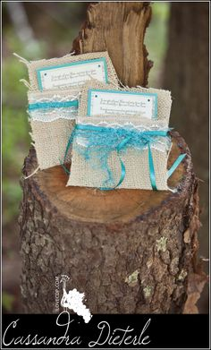 burlap invitations woodland fairy invites by Cassandra Dieterle