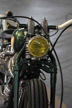 Edizione di Rombo di Tuono #motorcycles #moto #cutombike