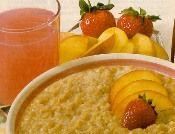 Cary's Maple Oatmeal  Recipe  ~ American Diabetes Association