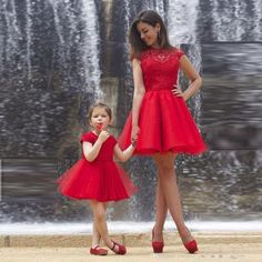 Mommy & Me Party Dresses