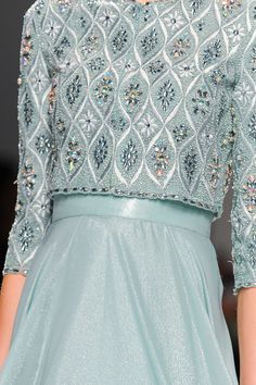House Manderly - Georges Hobeika Haute Couture Spring 2015