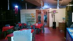 tropical bar area POLO DIDATTICO