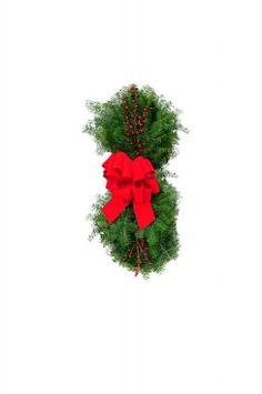 Made in Minnesota Christmas Tree Bows, Xmas Ornaments, Xmas Tree, Vertical Doors, Door Swag, Xmas Decorations, Minnesota, Holiday Decor, Christmas Ornaments