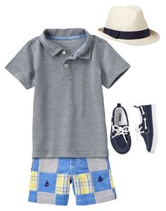 Baby Boy Outfits, Cute Toddler Outfits at Gymboree