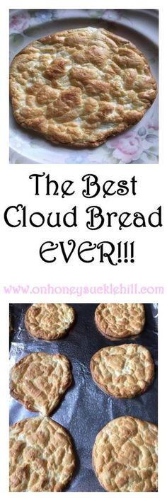 Cloud Bread Recipe To Replace Bread In Nutrisystem Copycat Recipes