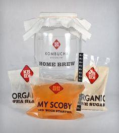KBBK Kombucha Home Brew Kit