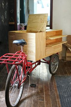 Riscô | Foodbike Pão de Mel da Gema