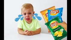 Real Baby with Tantrum Crying for Chips Learn Colors with Finger Family Song Kids Nursery Rhymes Crying baby in real life with Chips and Family finger nurser...
