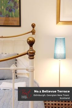 An historic Georgian apartment in the heart of Edinburgh's New Town a short stroll from the city centre and the perfect lux pad to discover Edinburgh's creative scene by day or night.