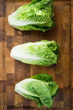 Kimczi: zrób sobie królewską kiszonkę - Klaudyna Hebda Blog Aga, Kimchi, Superfoods, Food Photo, Lettuce, Food To Make, Vegetarian Recipes, Cabbage, Beverages