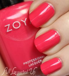 Zoya Yana from the @Zoya Nail Polish Stunning Summer 2013 Nail Polish Collection