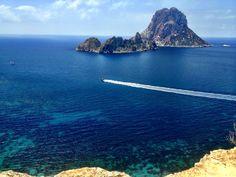 Es Vedrá en San Jose de la Atalaya, Islas Baleares