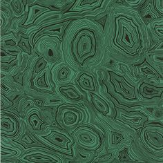 Cole & Son Fornasetti Malachite Wallpaper in Green
