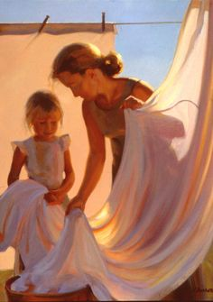 /~~~/    Blessed Morn by Jeffrey T. Larson