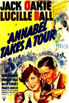 Lucille Ball and Jack Oakie in Annabel Takes a Tour Movies 2019, Hd Movies, Lucy Movie, Crime Film, Lucille Ball, I Love Lucy, Streaming Movies, Classic Movies, Movie Theater