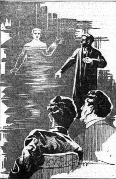 By the 1920s, people interested in the world's great mysteries and psychic sciences were creating machines and gadgets to try and understand psychic energies, ghosts, and other phenomena. Here is a rather long article that was published about the tools they used and their desire to understand what is on the other side. New York's Laboratory Of The Mysterious By Dr. Hereward Carrington, Research Officer The American Psychical Institute Takes as Its Fascinating Field for Experiment the No…