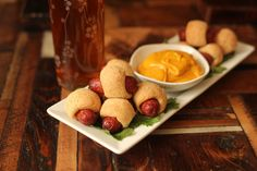 Low carb, gluten and dairy free Pigs in a Blanket! My kids LOVE these!
