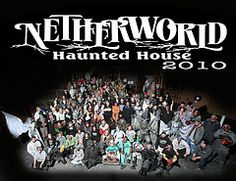 Cast 2010 NETHERWORLD Haunted House www.fearworld.com